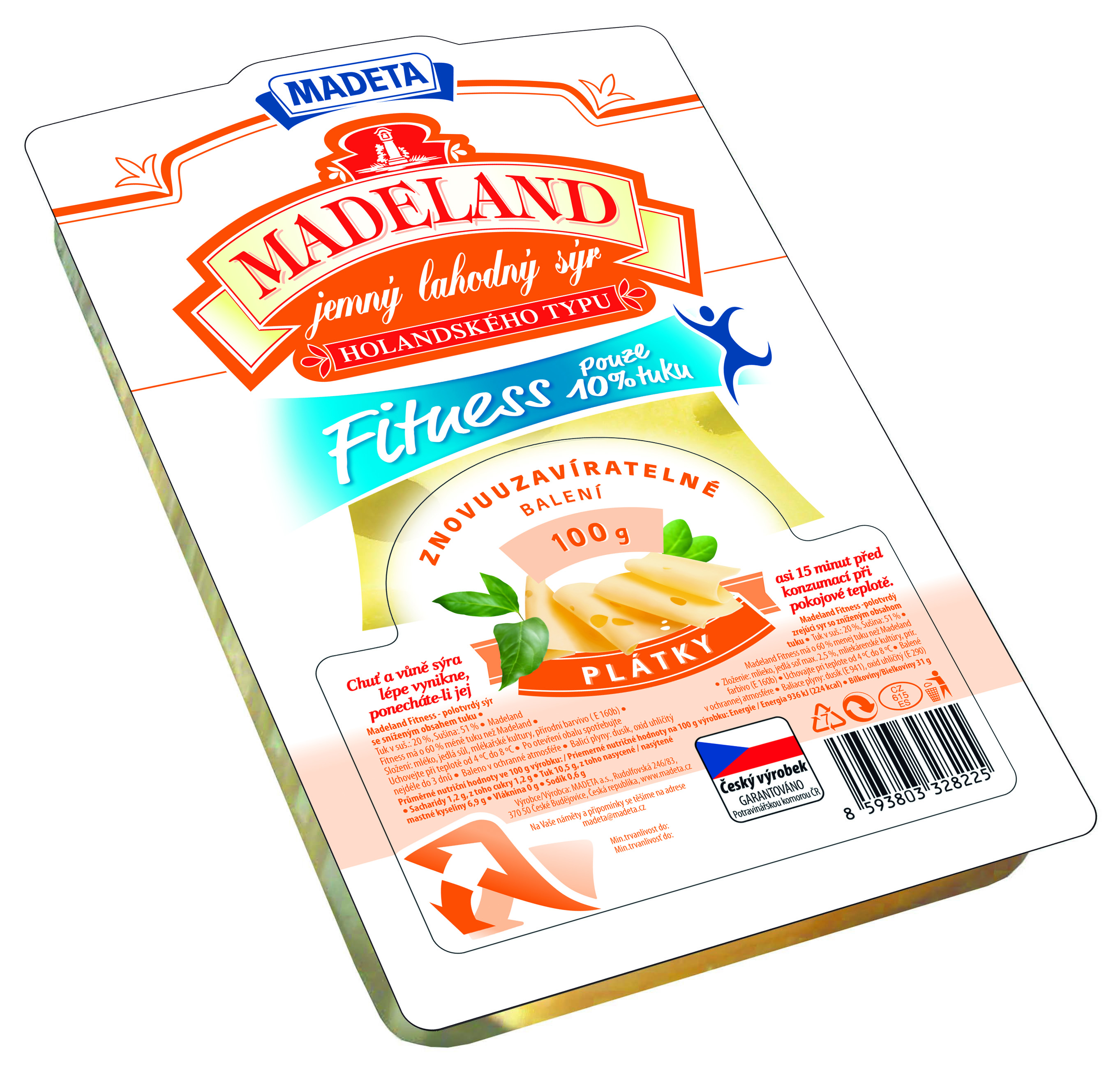 Značka Madeland fitness_2