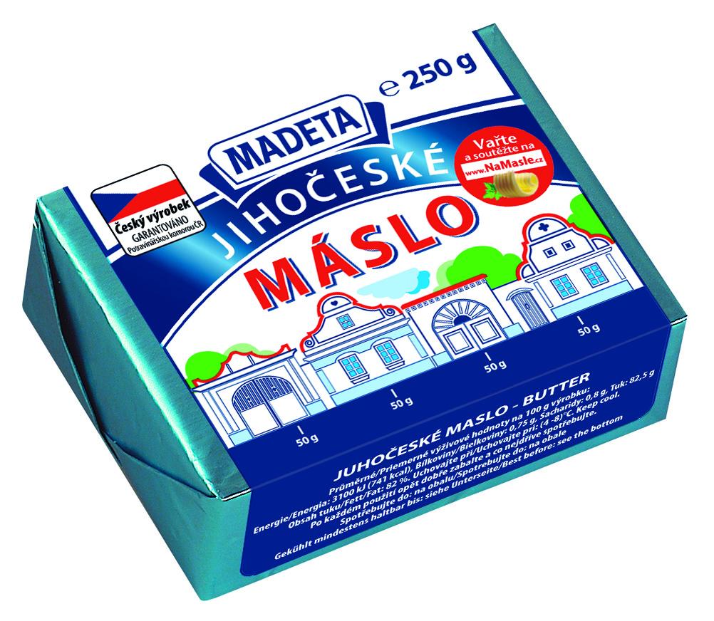 Značka Máslo 250 g