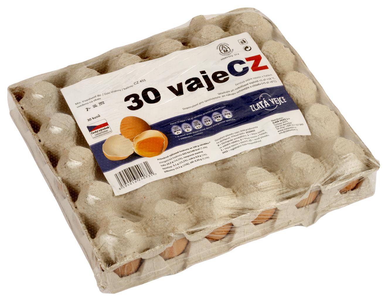Značka 30 vajec CZ