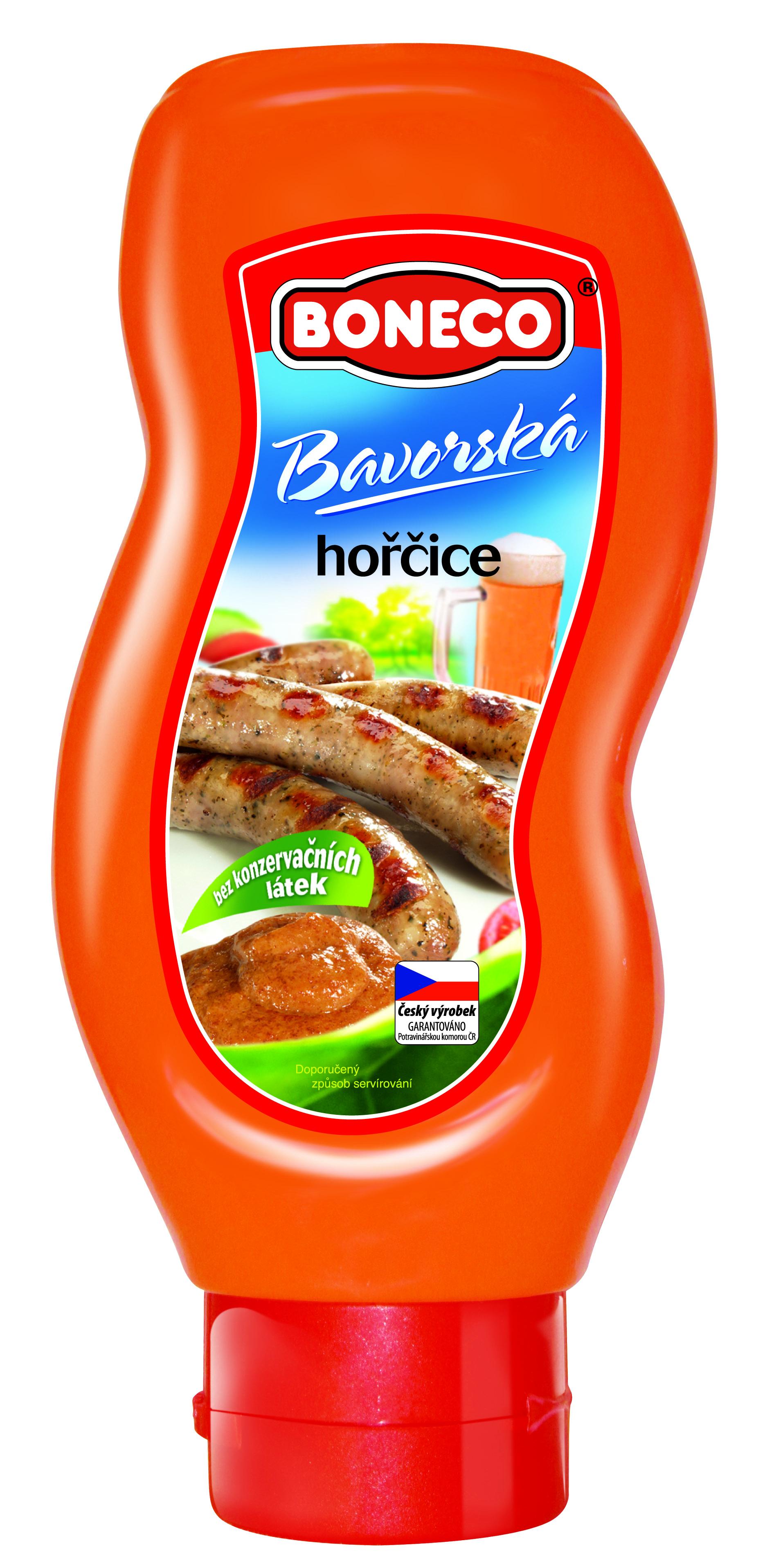 Značka Hořčice bavorská