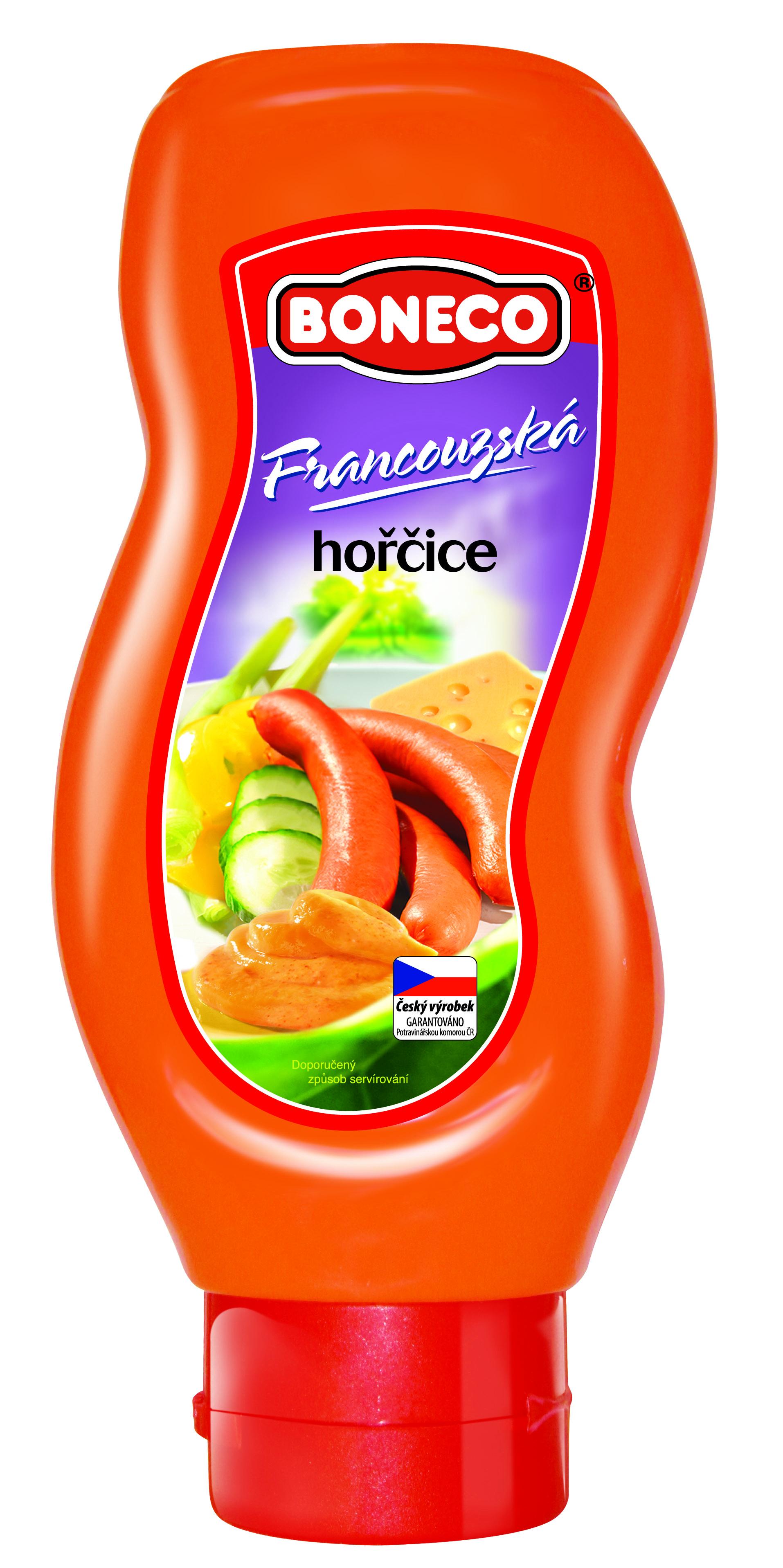Značka Hořčice francouzská