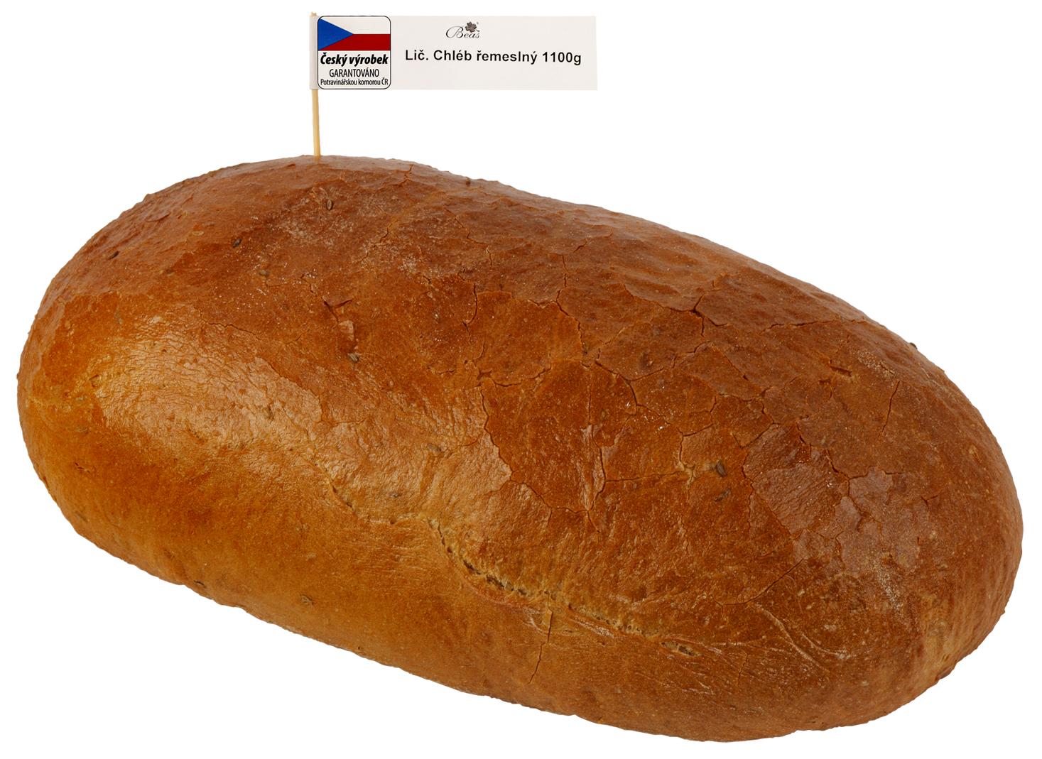 Značka Beas Chléb řemeslný 1100g