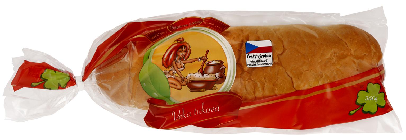 Značka Beas veka tuková