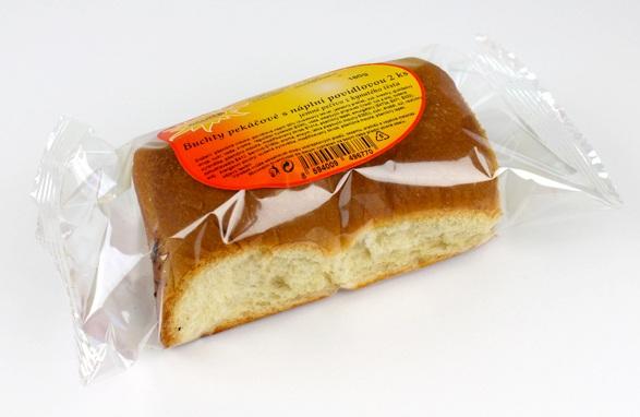 Značka Buchty pekáčové s povidly