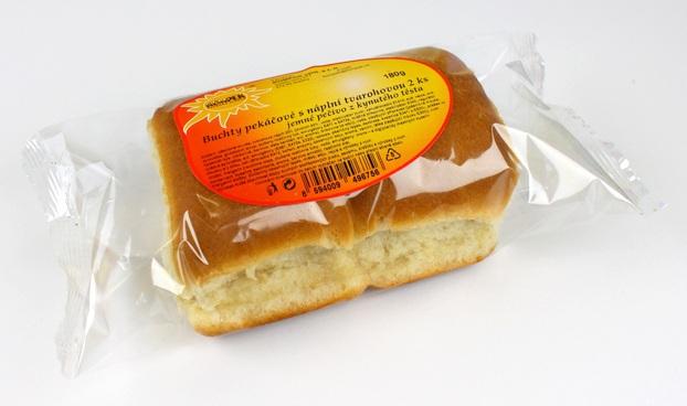 Značka Buchty pekáčové s tvarohem