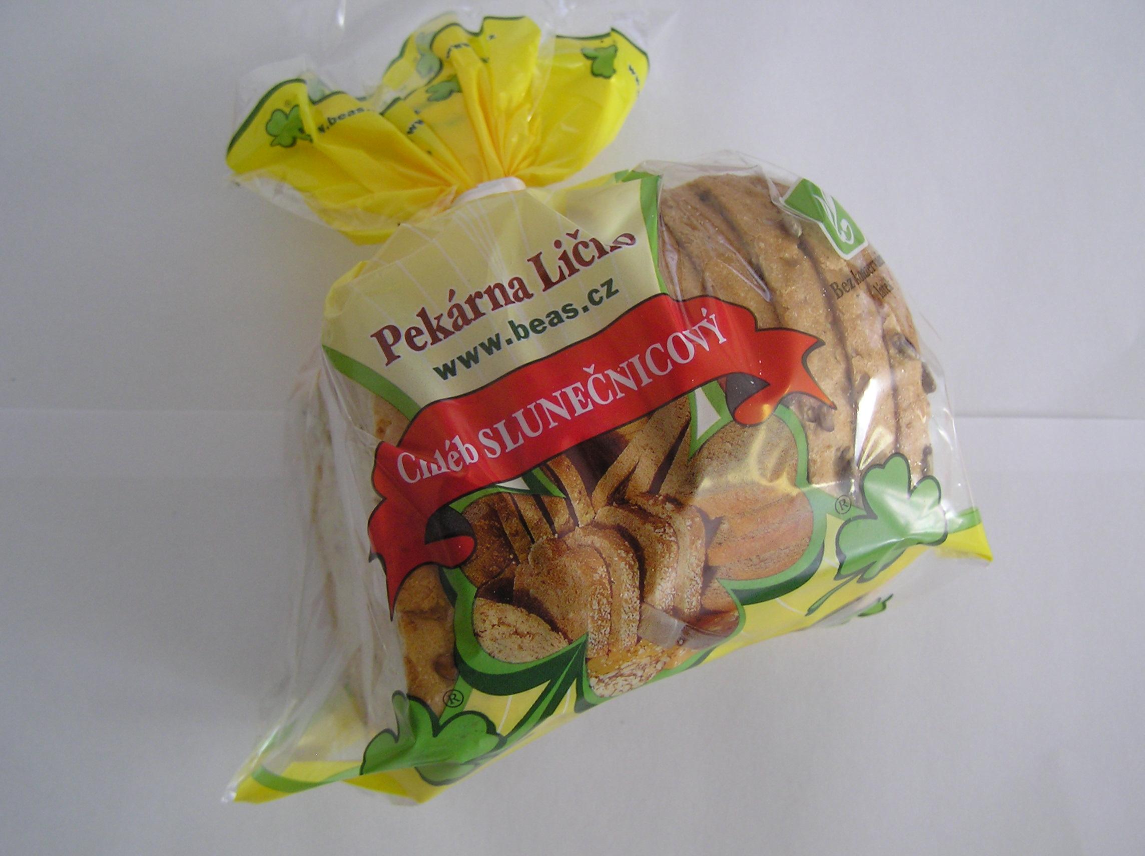 Značka Chléb slunečnicový