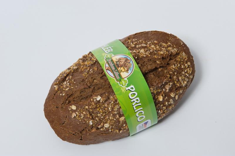 Značka Chleb Porlico