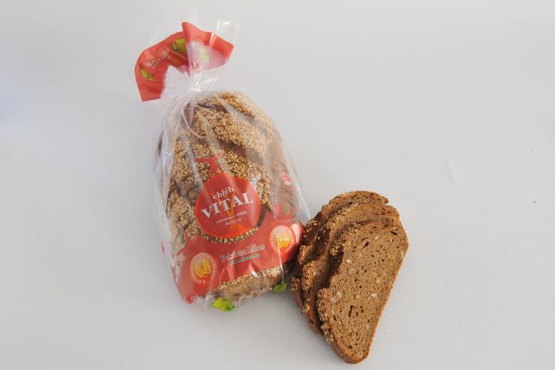 Značka Chleb Vital