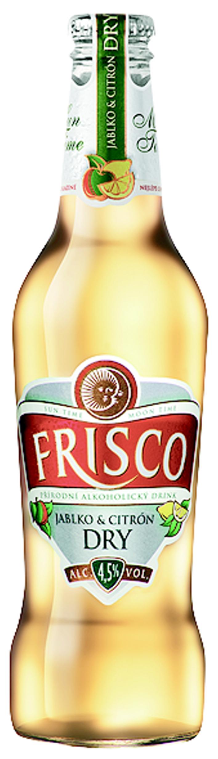 Značka Frisco Dry