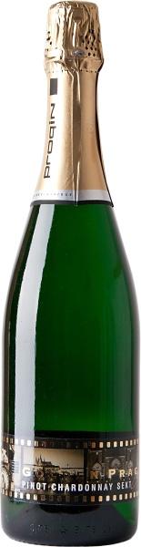 Značka Pinot chardonnay sekt