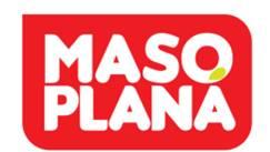 Značka Logo MASO PLANÁ
