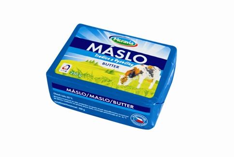 Značka Máslo