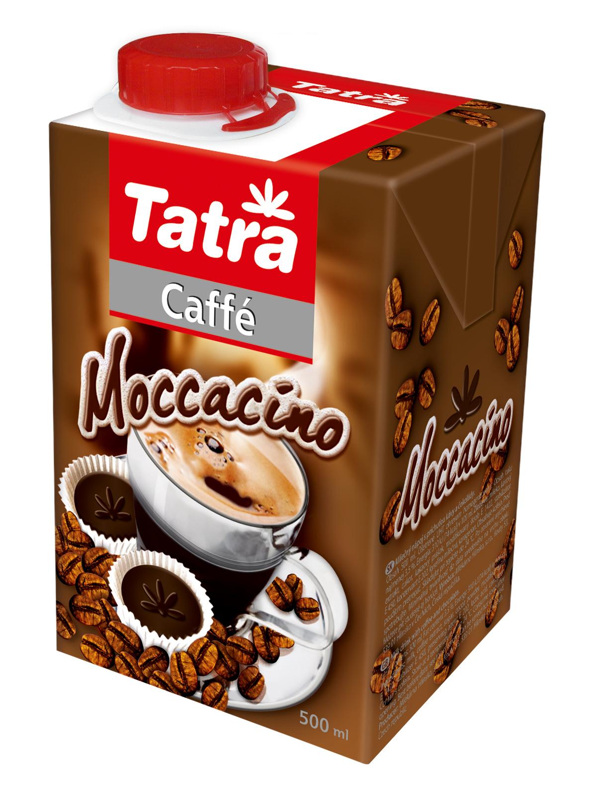Značka Caffé Moccacino