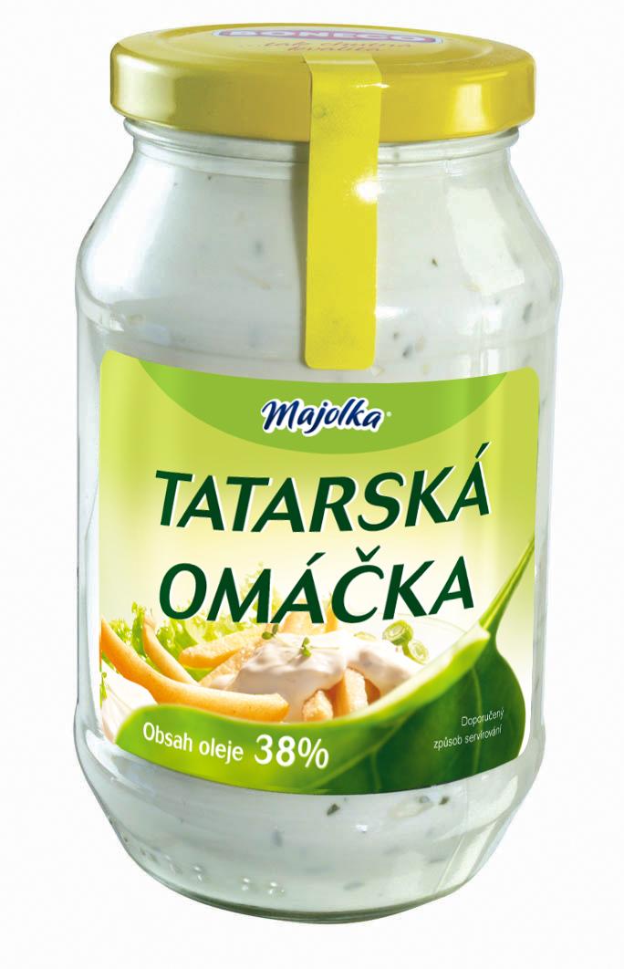 Značka Tatarská omáčka