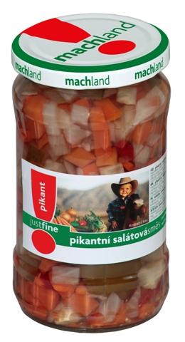 Značka Pikantní salátová směs 370 ml