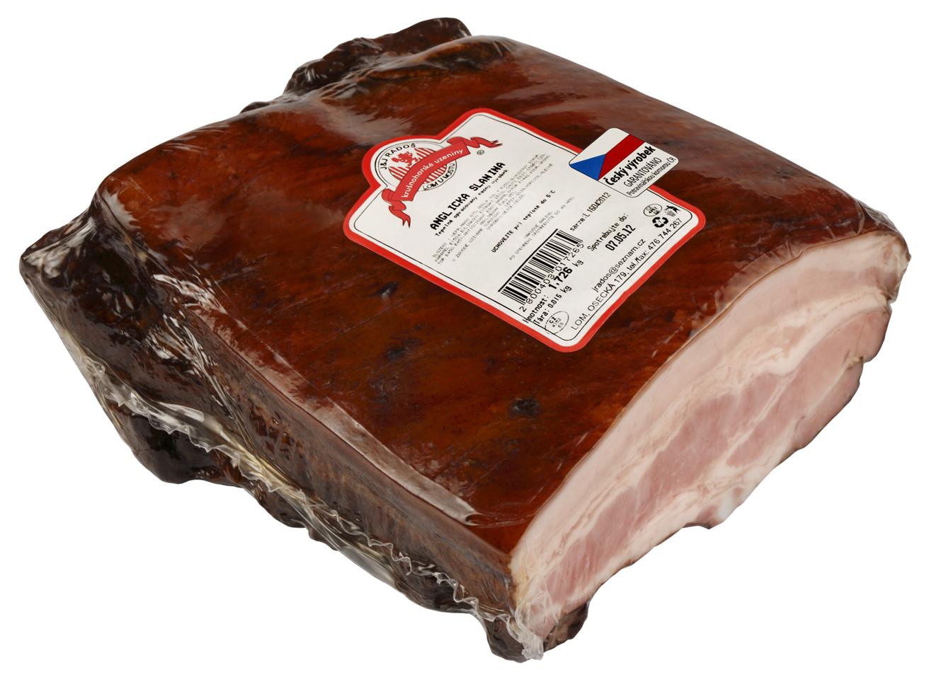 Značka Anglická slanina