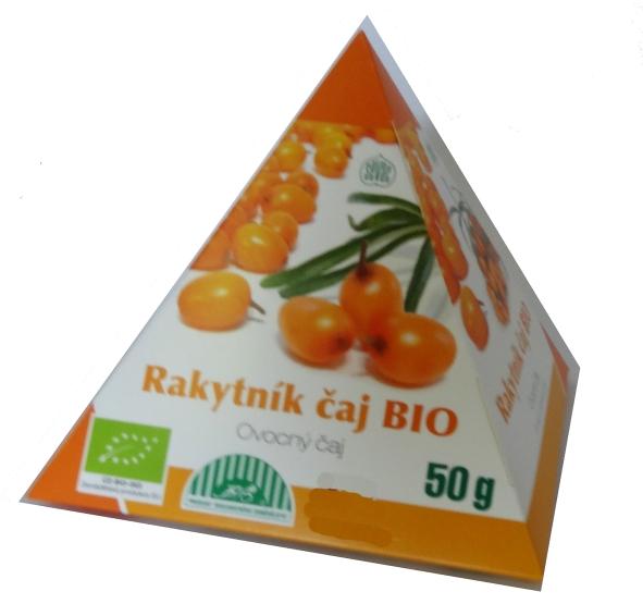 Značka Sevak star – Rakytník čaj BIO