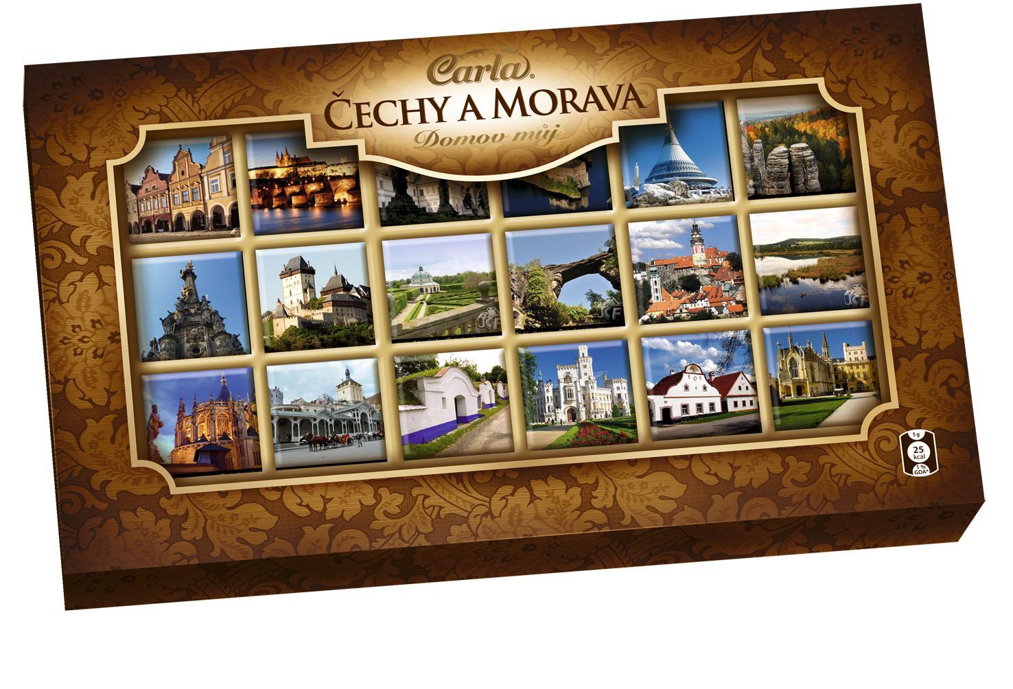 Značka Čechy a Morava