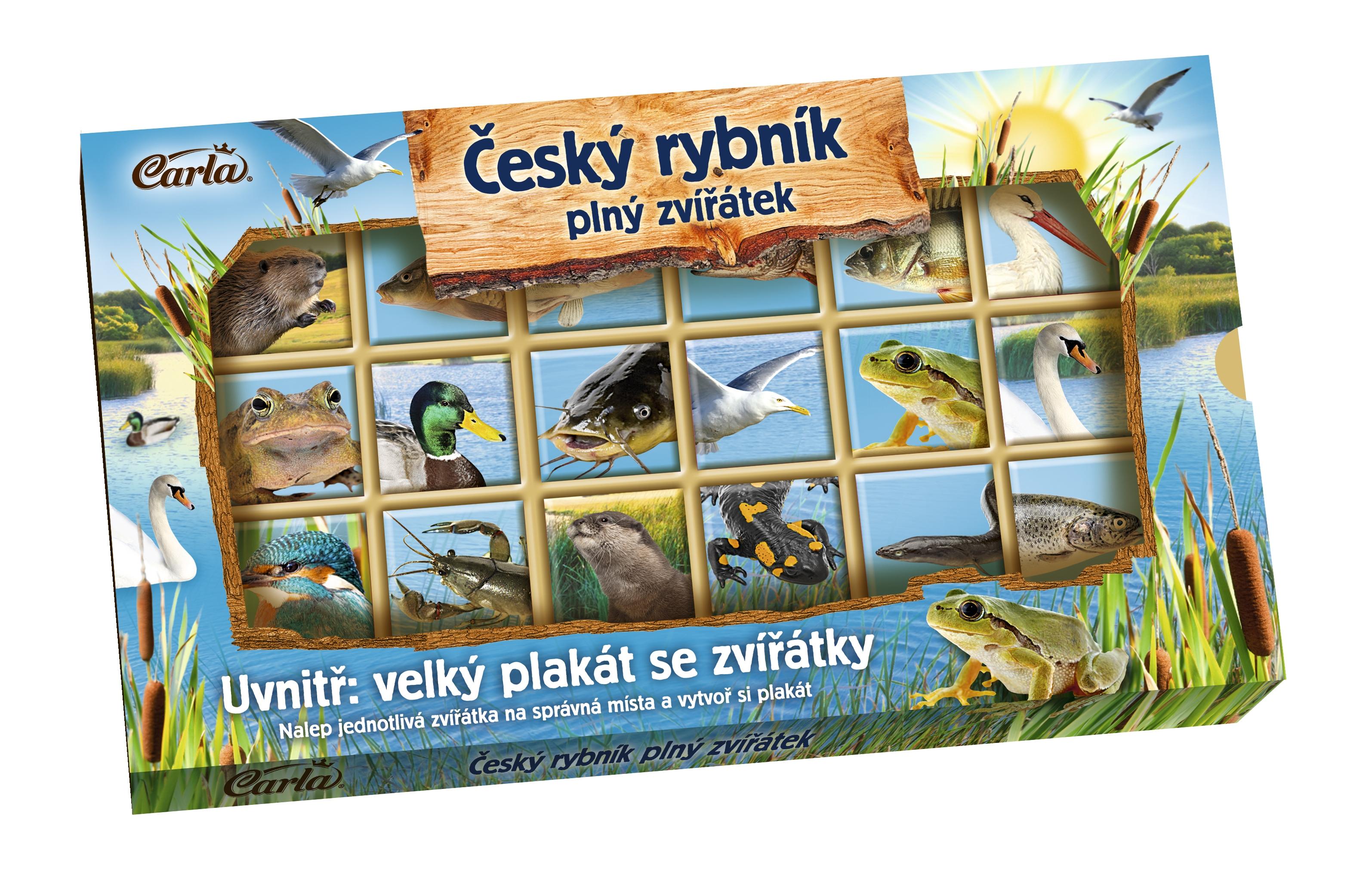 Značka Český rybník