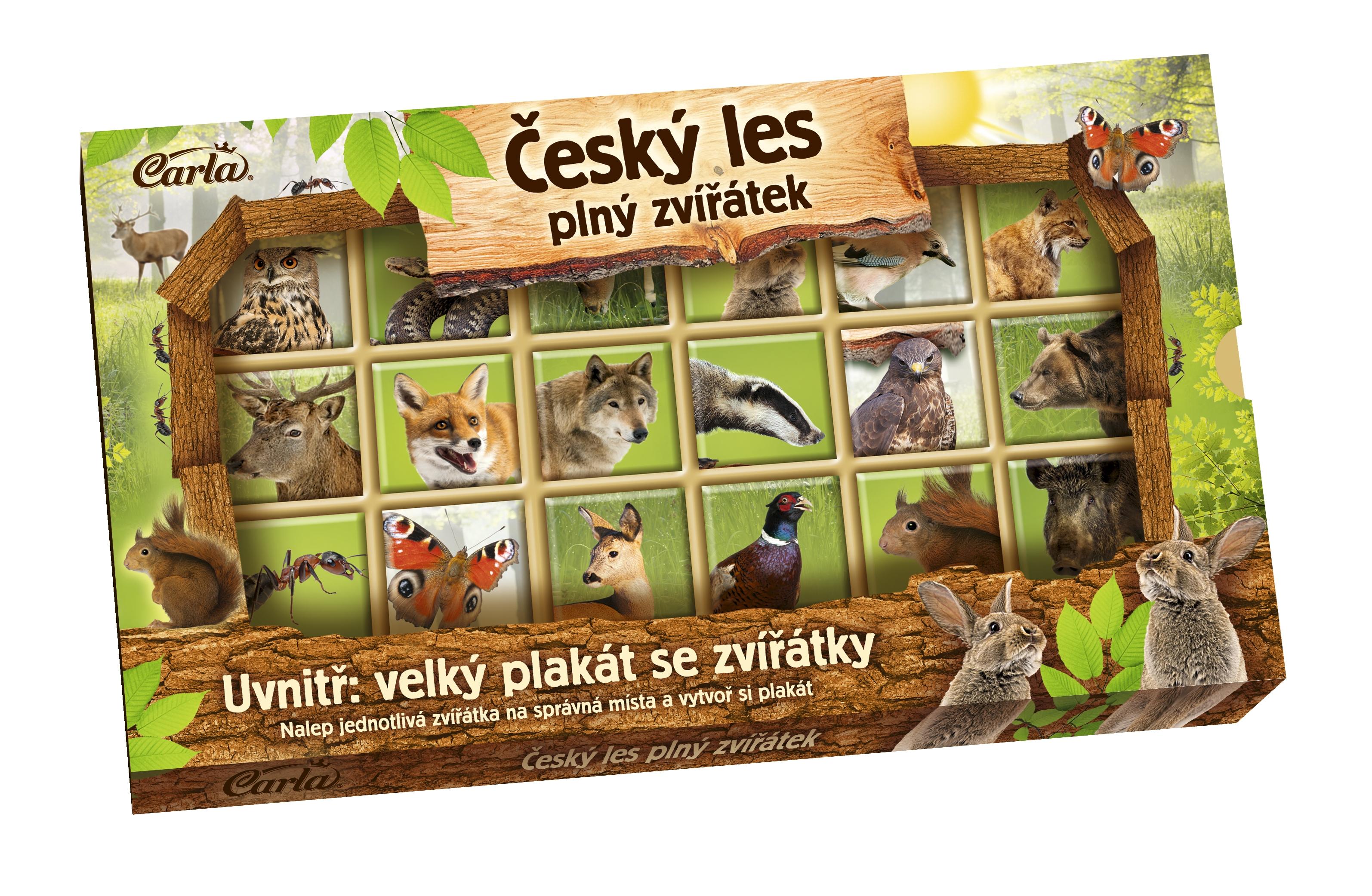 Značka Český les