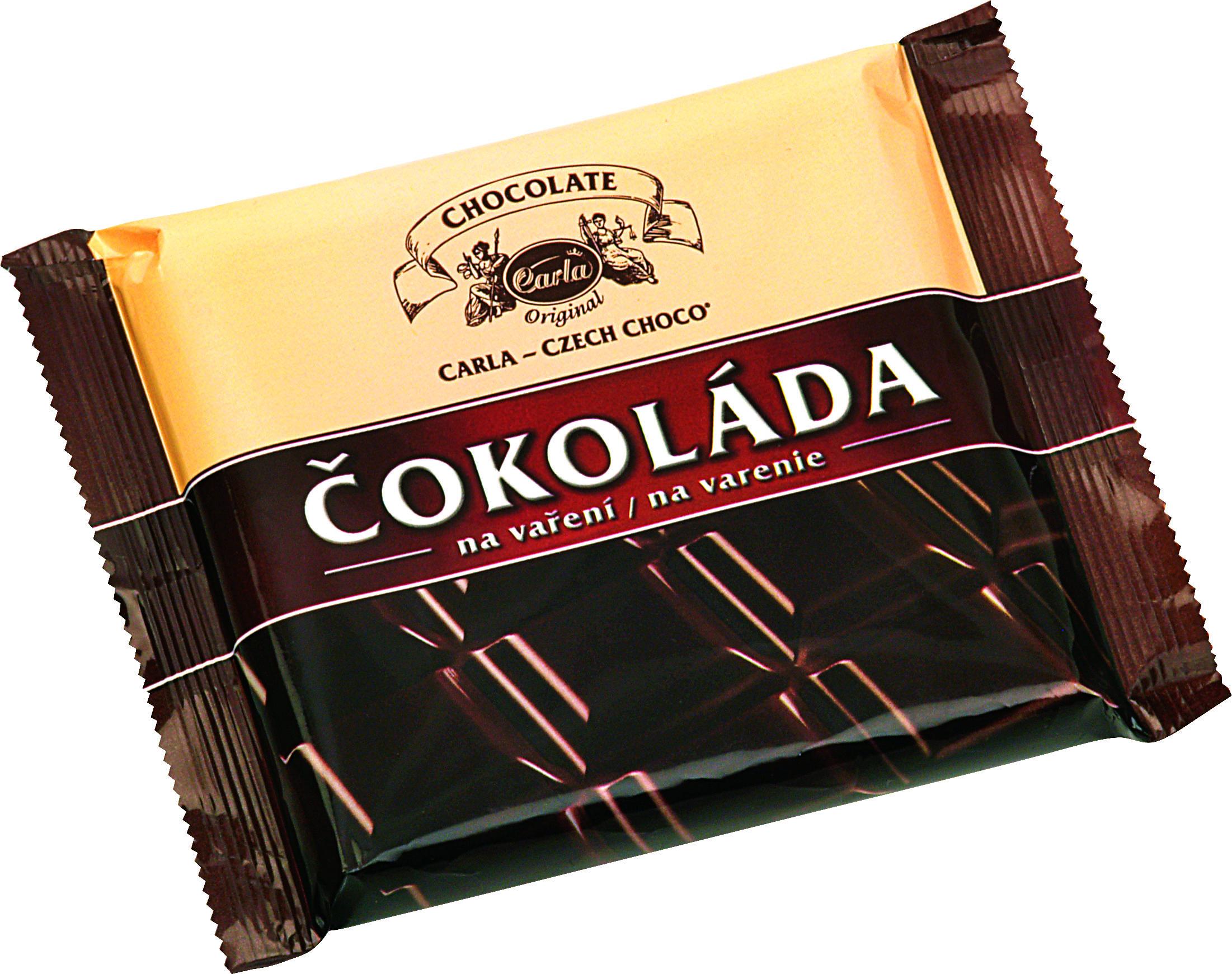 Značka Čokoláda na vaření