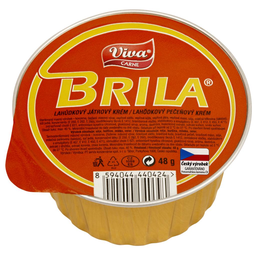 Značka Viva brila 48g_01