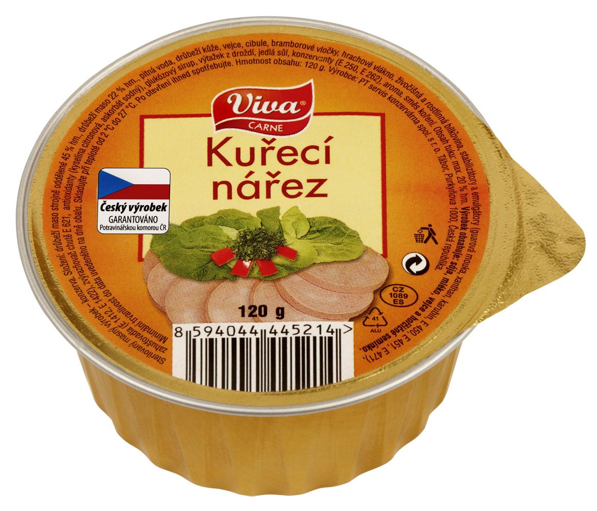 Značka Viva kuřecí nářez_01