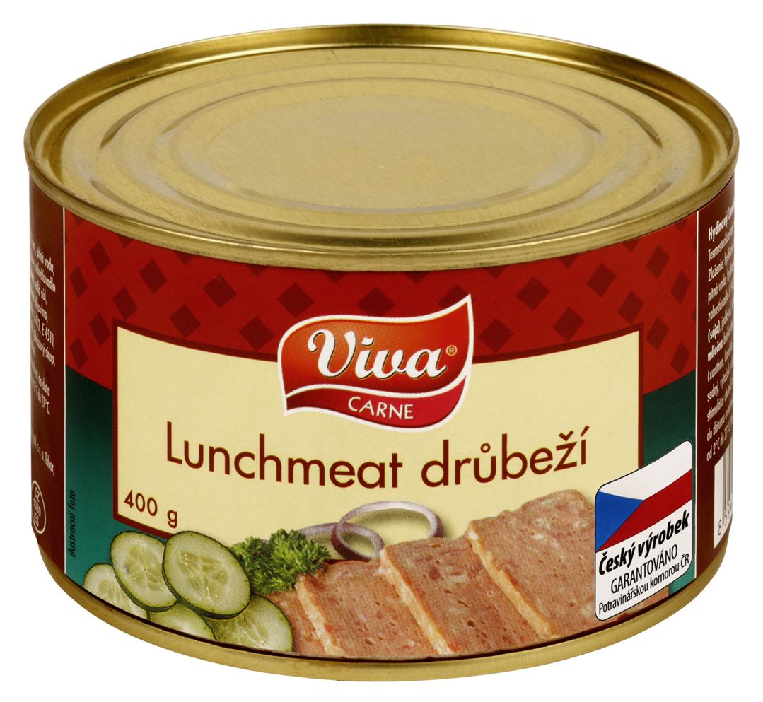 Značka Viva lunchmeat drůbeží_01