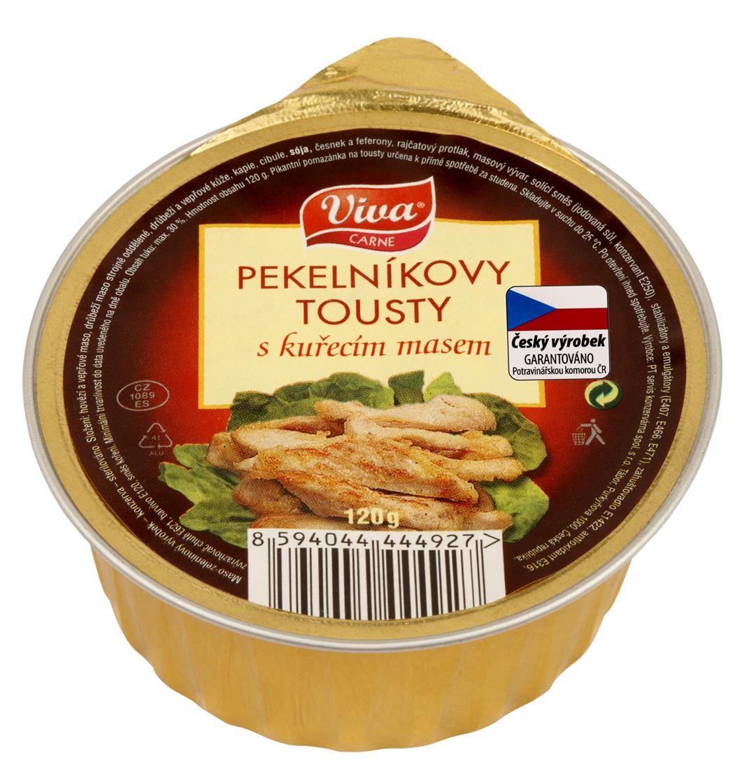 Značka Viva pekelník toust kuře_01