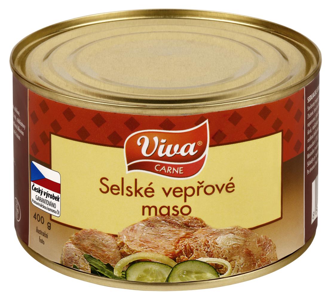 Značka Viva selské vepřové maso_01
