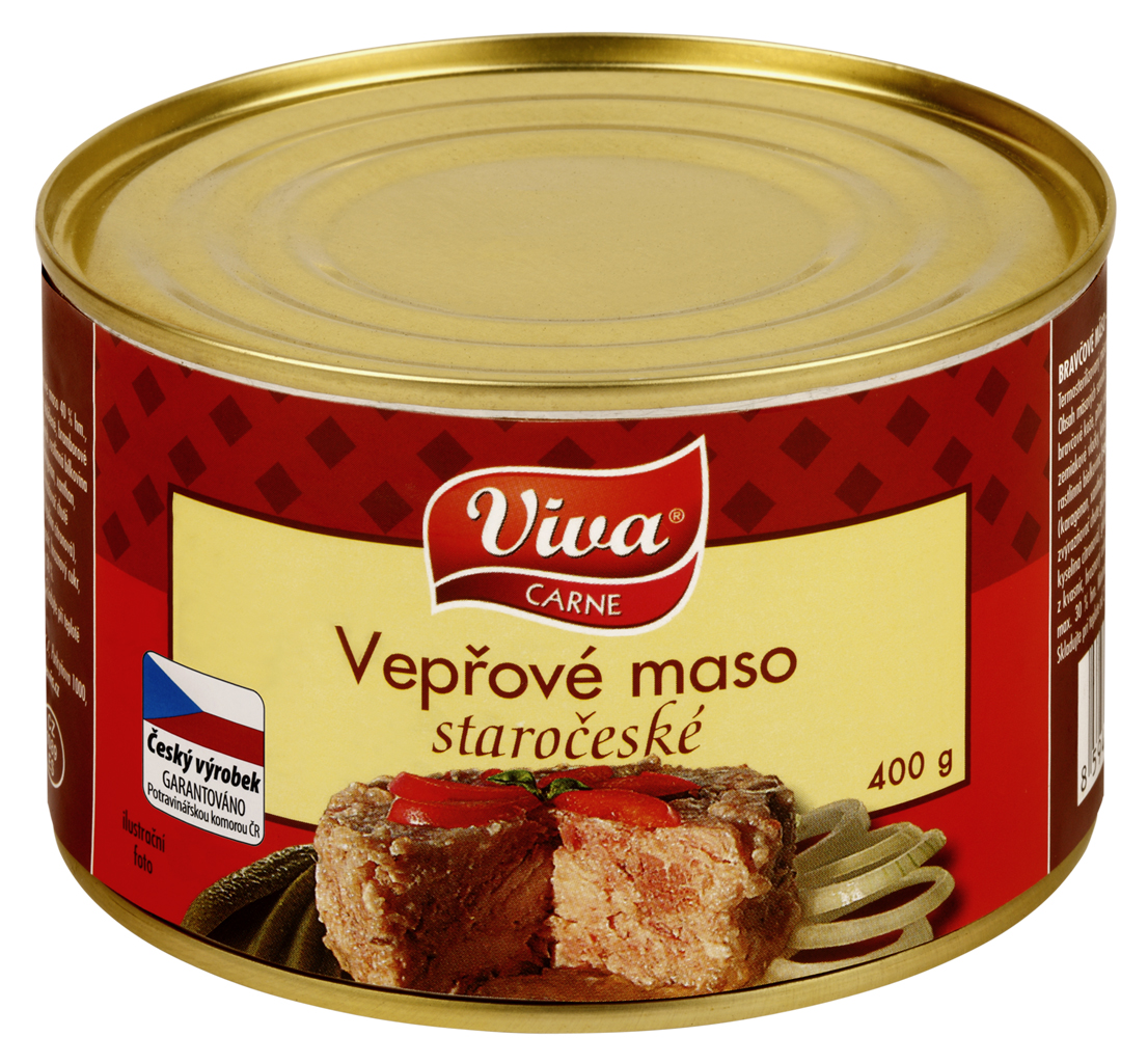 Značka Viva staročeské vepřové maso_01