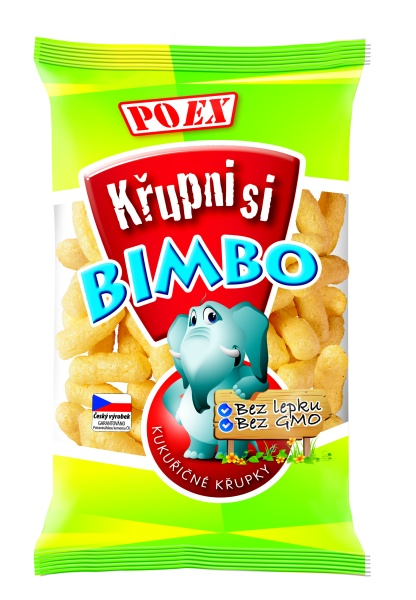 Značka Bimbo natural