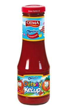 Značka Dětský kečup