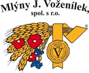 Logo MLÝNY J. VOŽENÍLEK