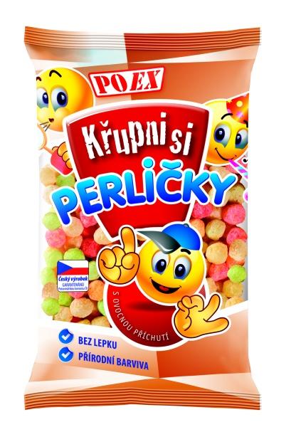 Značka Perličky ovocné