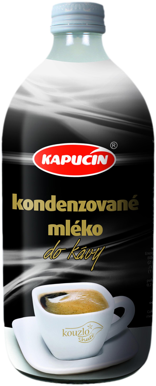 Značka Kondenzované mléko