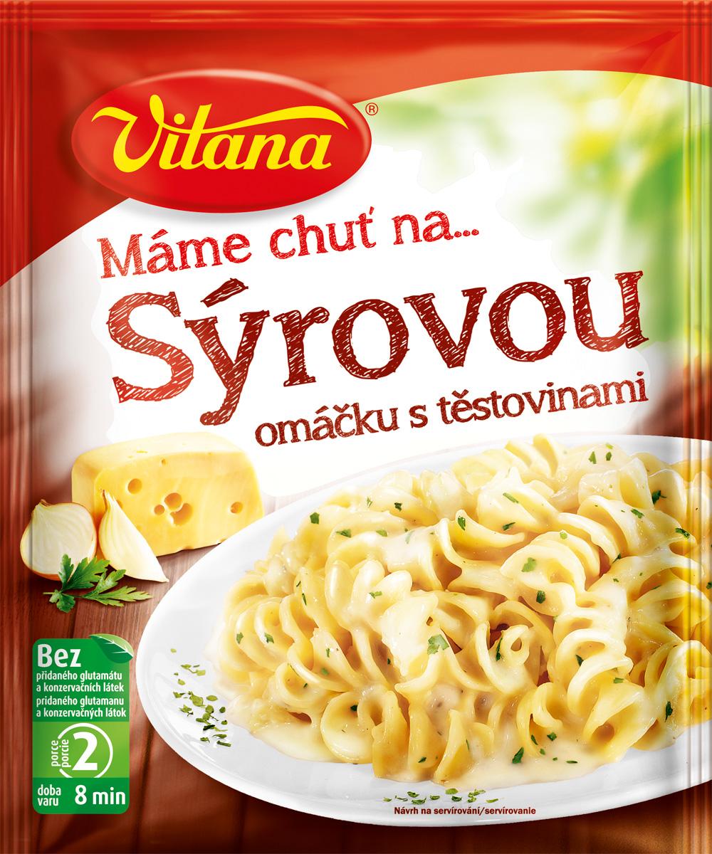 Značka Sýrová omáčka