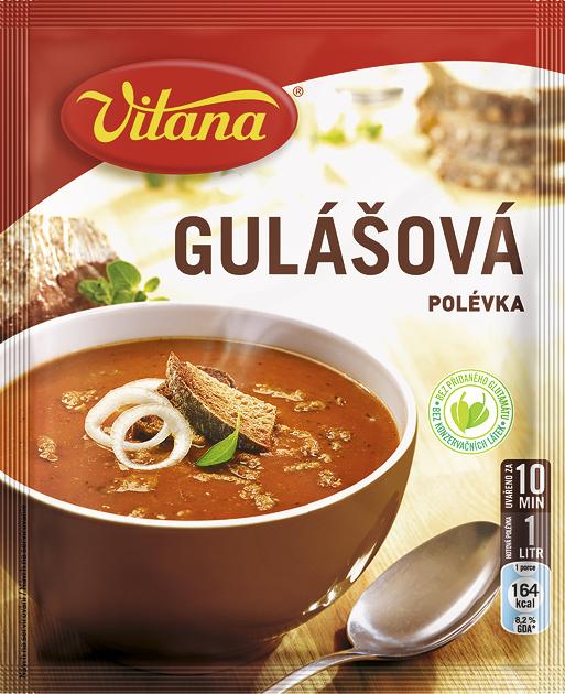 Značka Gulášová polévka