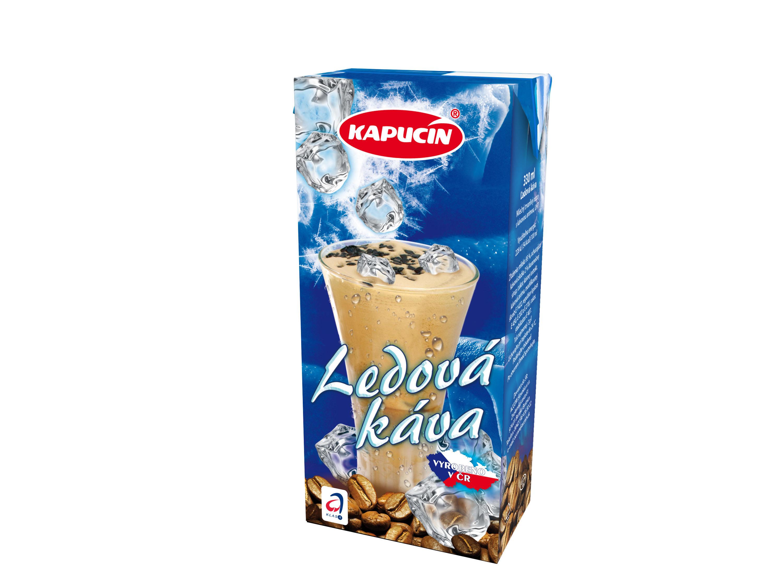 Značka Ledová káva