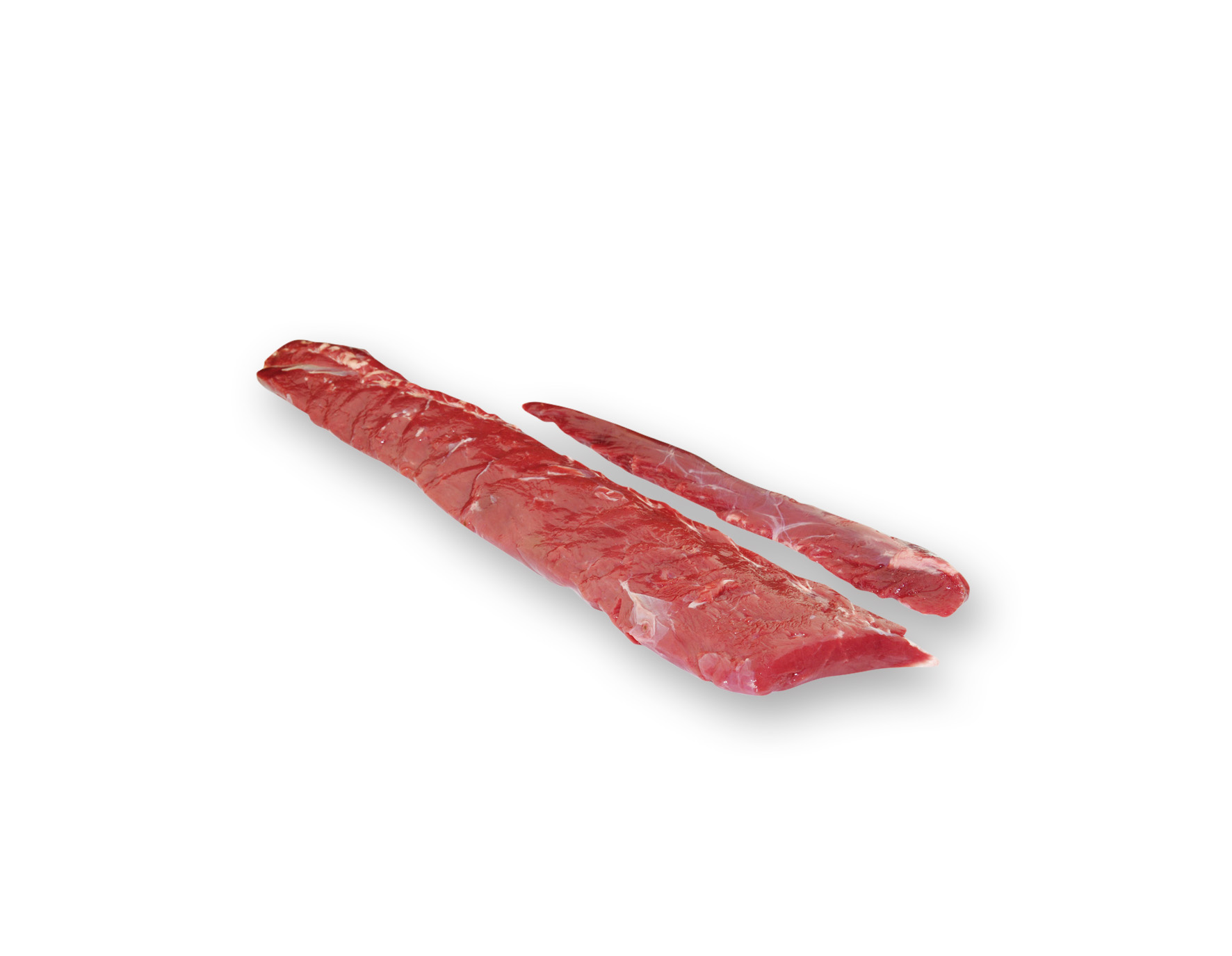 Značka Mufloní maso – hřbet a  svíčková