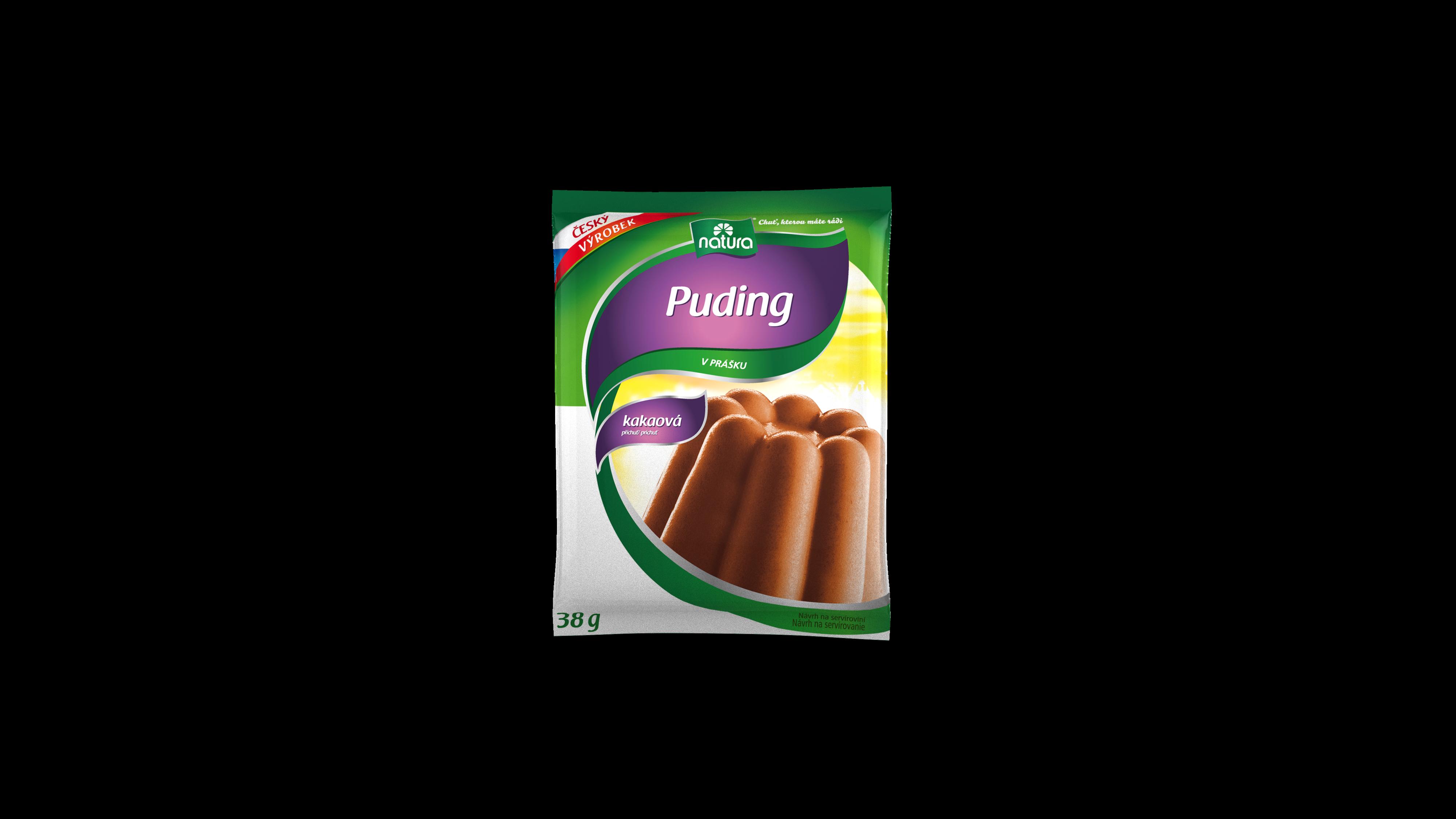 Značka Puding-cokoladovy