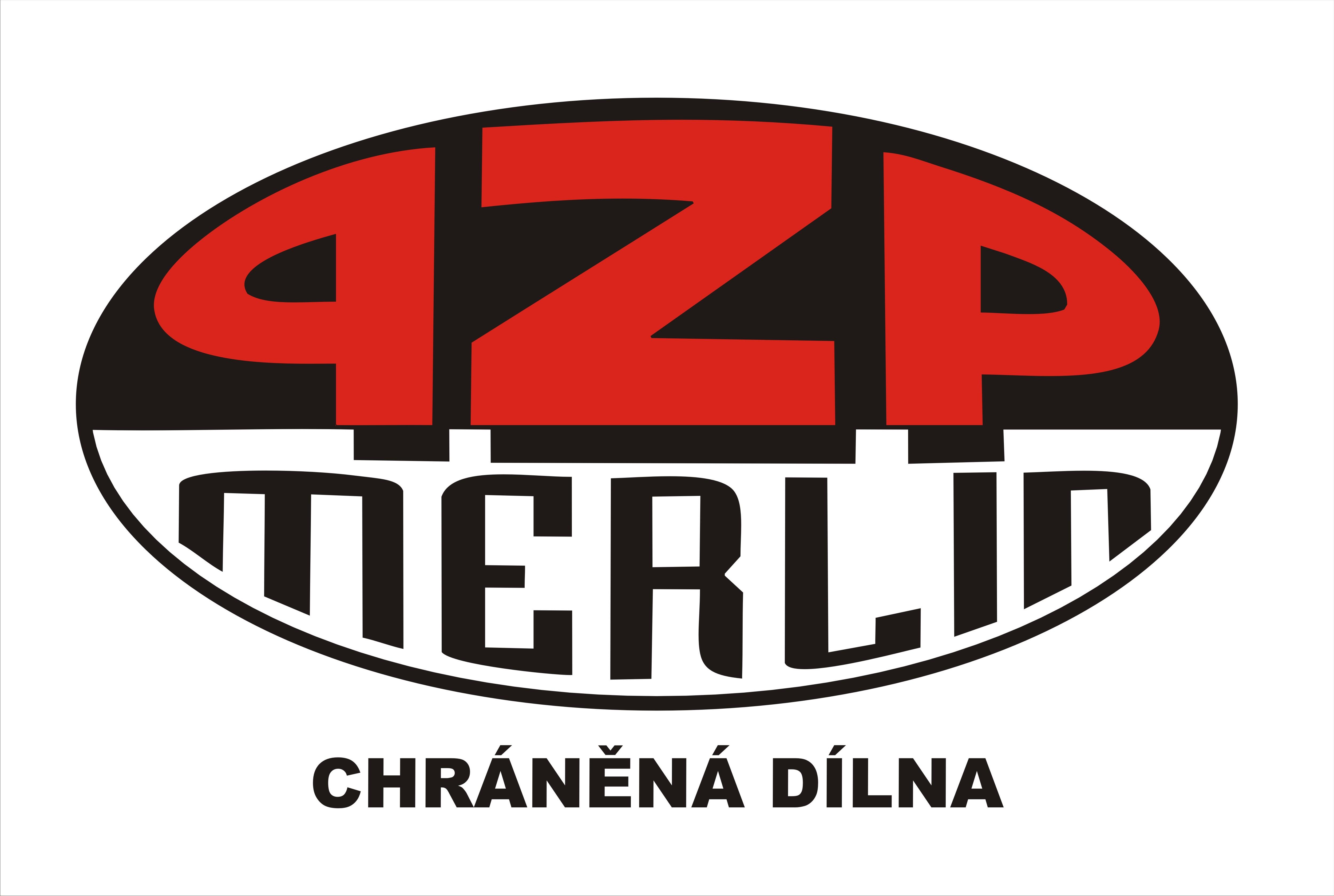 Značka logo_pzp merlin