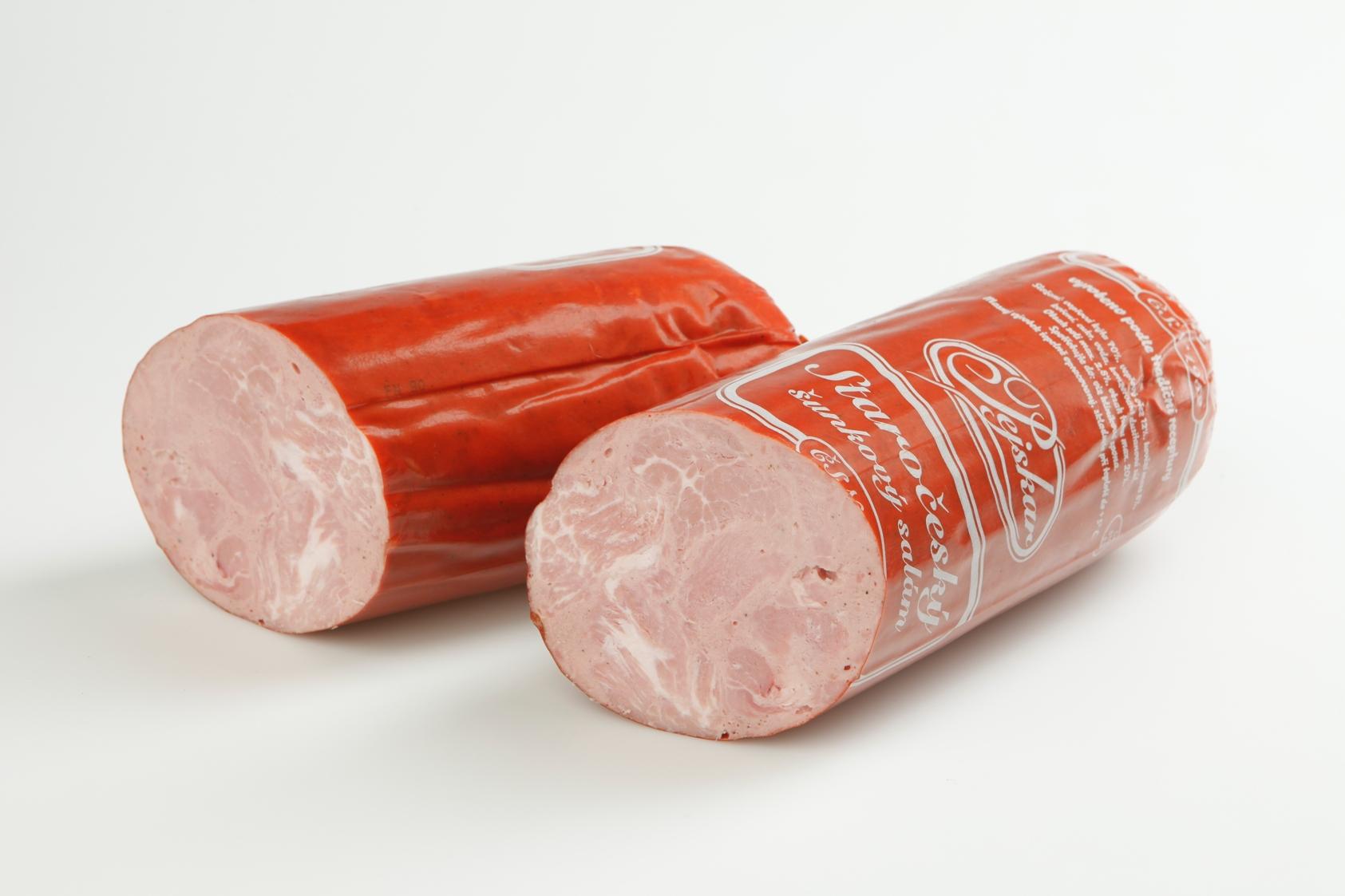 Značka Pejskar – Staročeský šunkový salám B